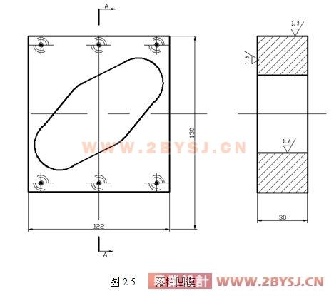圆垫片冲压模_铜垫片倒装冲孔落料复合模设计与制造(附答辩记录) 机械毕业设计