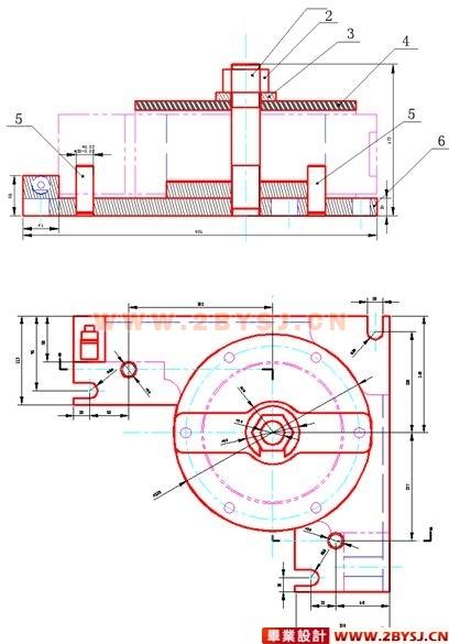 角形轴承箱夹具_机床夹具设计-角形轴承箱夹具设计(课程设计)|机械毕业设计