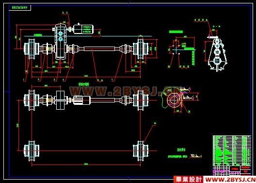 构设计(机械自动化)