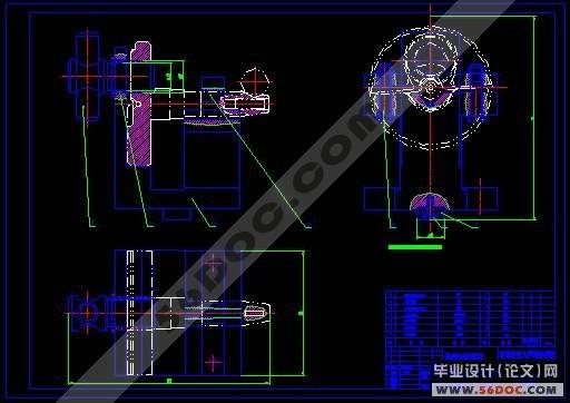 现代94针发动机电路图